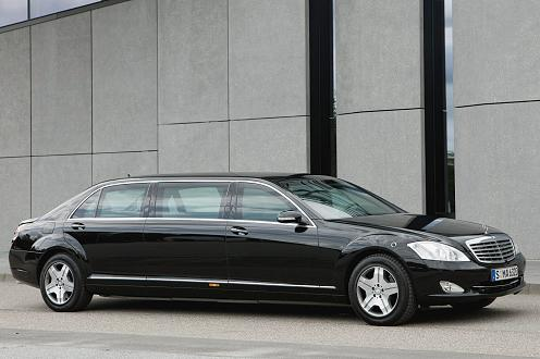Dr. Gärtner im Interview:Mercedes S600 Pullman Guard – You can leave your hat on